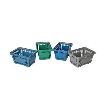 Nákupní košíky z recyklátu