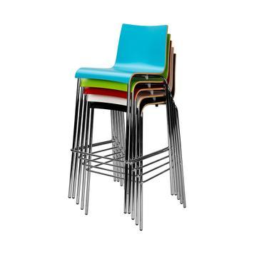 """Barová židle """"Ramona"""", s opěrkou zad"""