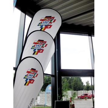 Lemovka pro Beach Flag