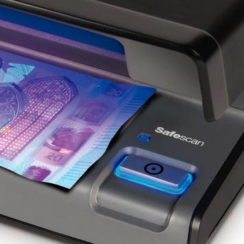 "UV detektor falešných bankovek ""Safescan 70"""