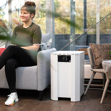 """Profesionální čistička vzduchu """"PLR-Mini 2.0"""