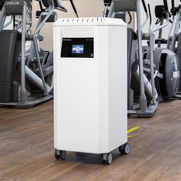 """Profesionální čistička vzduchu """"PLR-Silent"""" s HEPA-filtrem H14 a UV-C zářením"""