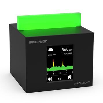 """Světelná signalizace CO2 """"Air2Color Pro"""""""