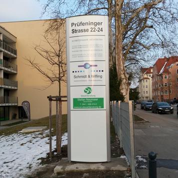 """Venkovní stojan """"Frankfurt"""""""