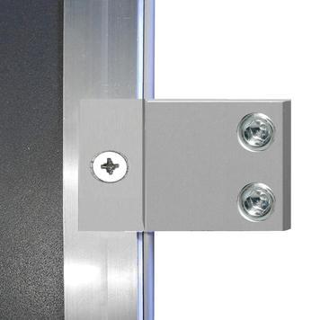 Funkční spojka pro tyčový profil, pevná