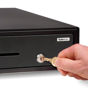 Safescan LD-4141 pokladní zásuvka Light-Duty