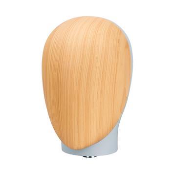 """Přední strana hlavy pro figurínu """"Magic"""", vzhled dřeva"""