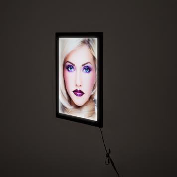 """Světelný LED rám """"Ecomag"""", jednostranný"""