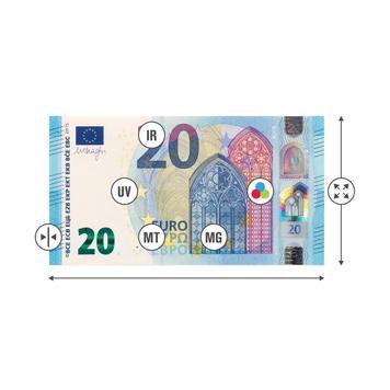 Safescan 2665-S počítadlo bankovek