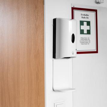 """Nástěnný dezinfekční přístroj """"Sensor-Wall"""""""