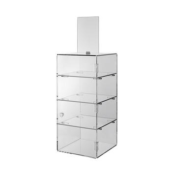 """Box pro prezentaci pečiva """"Solida"""""""